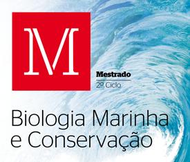 Acreditação do Mestrado Biologia Marinha e Conservação (2º ciclo)